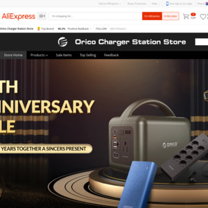 Orico Charger Station Store