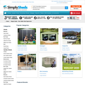 Simply Sheds