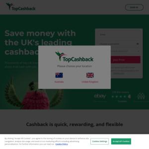 TopCashback UK
