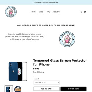 Galah Glass