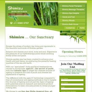 shimizuspa.com.au