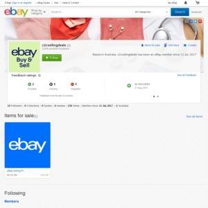 eBay Australia c2csellingdeals