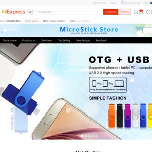MicroStick Store