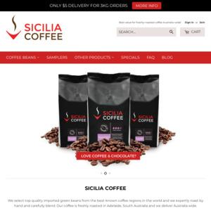Sicilia Coffee
