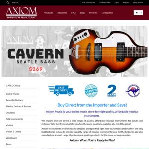 Axiom Music