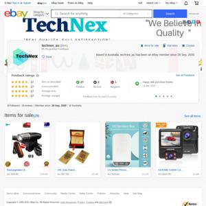 eBay Australia technex_au