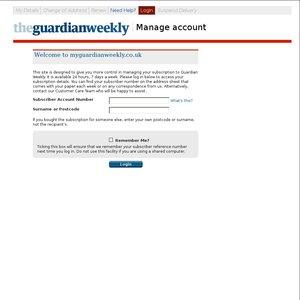myguardianweekly.co.uk