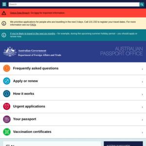 passports.gov.au