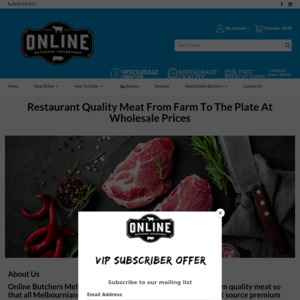 Online Butchers Melbourne
