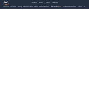 Amazon Web Services - Cloud Computing Services