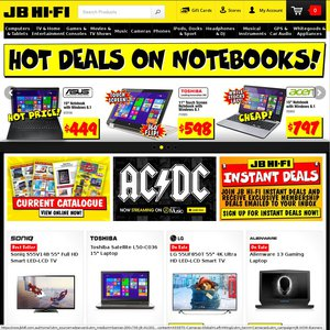 db68af27a5b JB Hi-Fi: Deals, Coupons and Vouchers - OzBargain