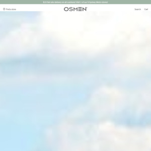 OSMEN Outdoor Furniture