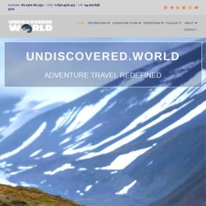 Undiscovered World