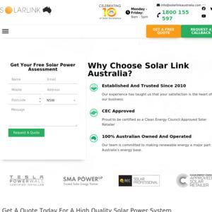 Solar Link Australia