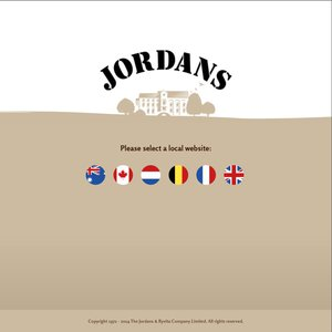 jordanscereals.com