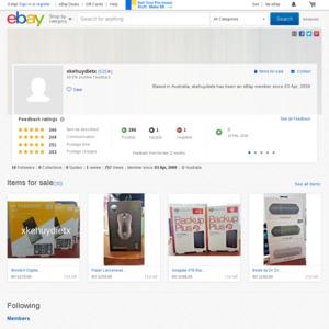 eBay Australia xkehuydietx