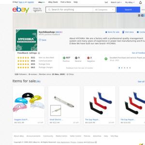 eBay Australia hychikashop