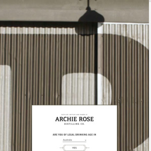 Archie Rose Distilling Co.