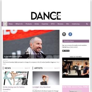 danceaustralia.com.au
