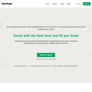 Open Trader