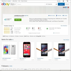 eBay Australia smartphone.online