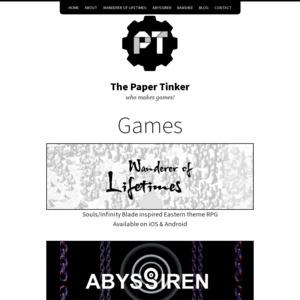 papertinker.com