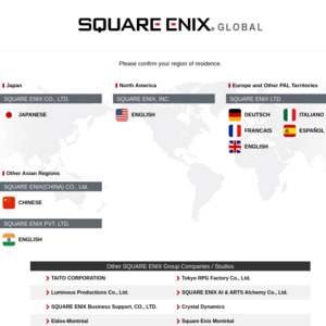 Share Coupons For Square Enix