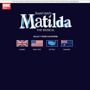 matildathemusical.com