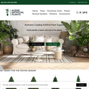 Aussie Artificial Plantts