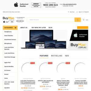 The Buymac Australia: Deals, Coupons and Vouchers - OzBargain