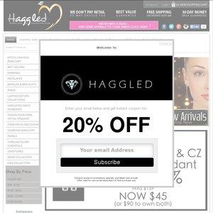 Haggled