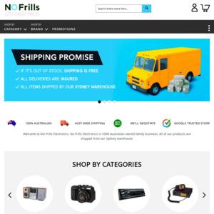 nofrillselectronics.com.au