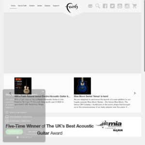faithguitars.com