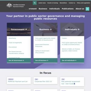 finance.gov.au