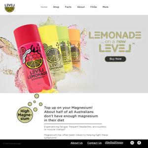 Level Lemonade