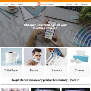 cheaperdelivered.com