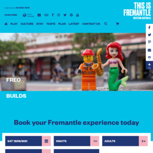 Visit Fremantle