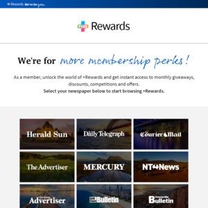 Plus Rewards