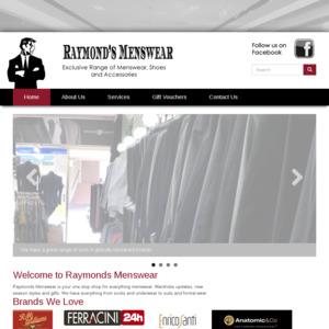 raymondsmenswear.com.au