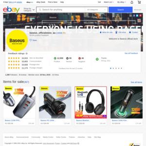eBay Australia baseus_officialstore_au