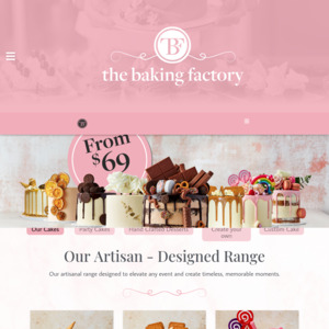 The Baking Factory