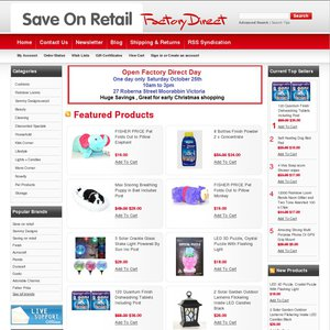 Save on Retail