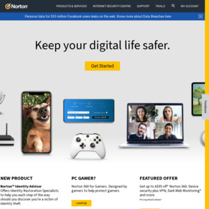 Norton by Symantec
