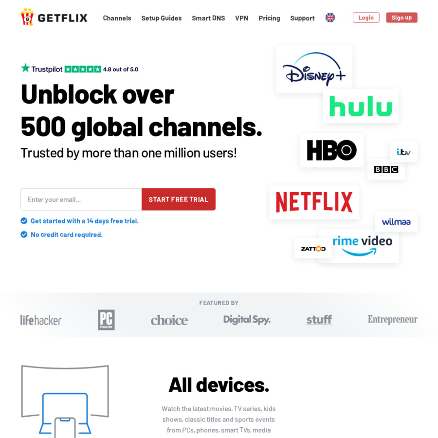 Getflix - Should I Get It? - OzBargain Forums