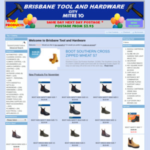 Brisbane Tool and Hardware