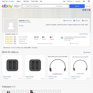 eBay Australia ozaerial