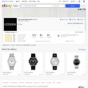 eBay Australia one-more-watch-store