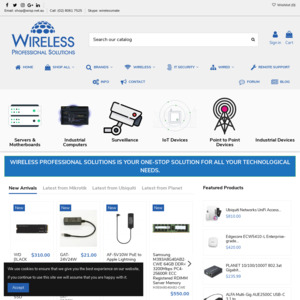 Wireless Professional Solutions