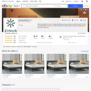 eBay Australia zinusaustralia