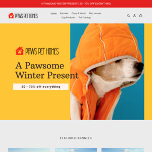 Paws Pet Homes